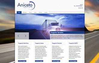 Nuovo sito Aniceto Logistic Group online!