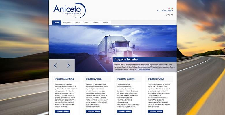 aniceto logistic group napoli trasporti